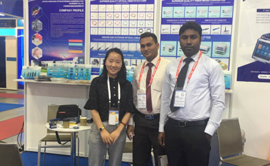 Welcome to our India convergence booth E162!! At Feb 2017!