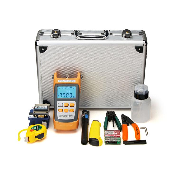 Fiber Optic Test Tool Kits