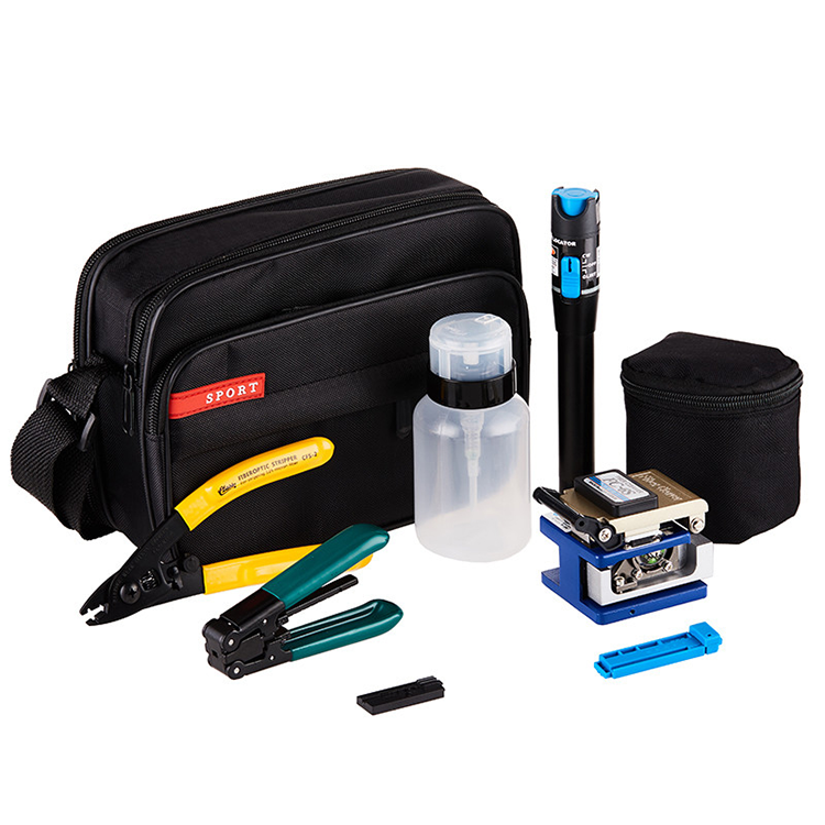 Fiber Optic FTTH Tool Kits