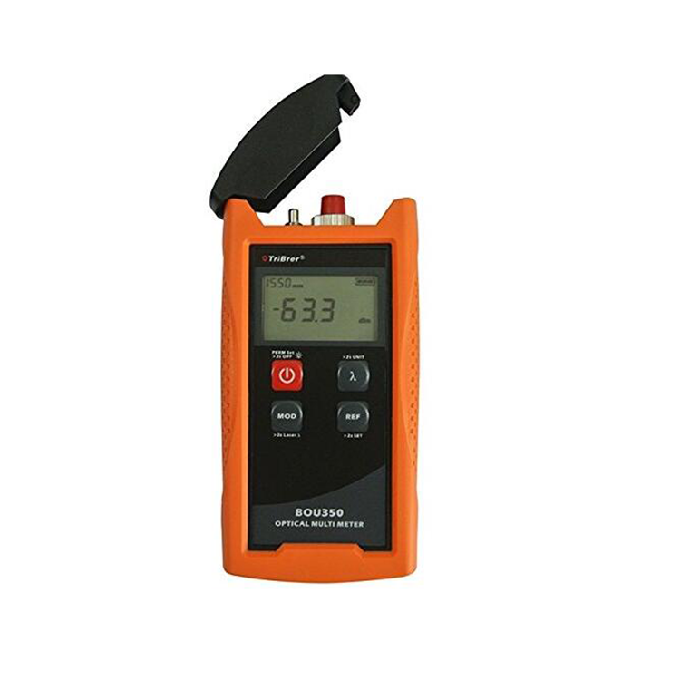 BOU 350 Fiber Optic Power Meter