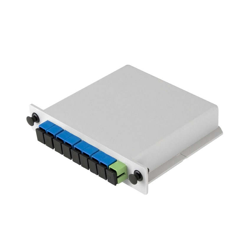 SC UPC 1X8 Fiber Optical Splitter