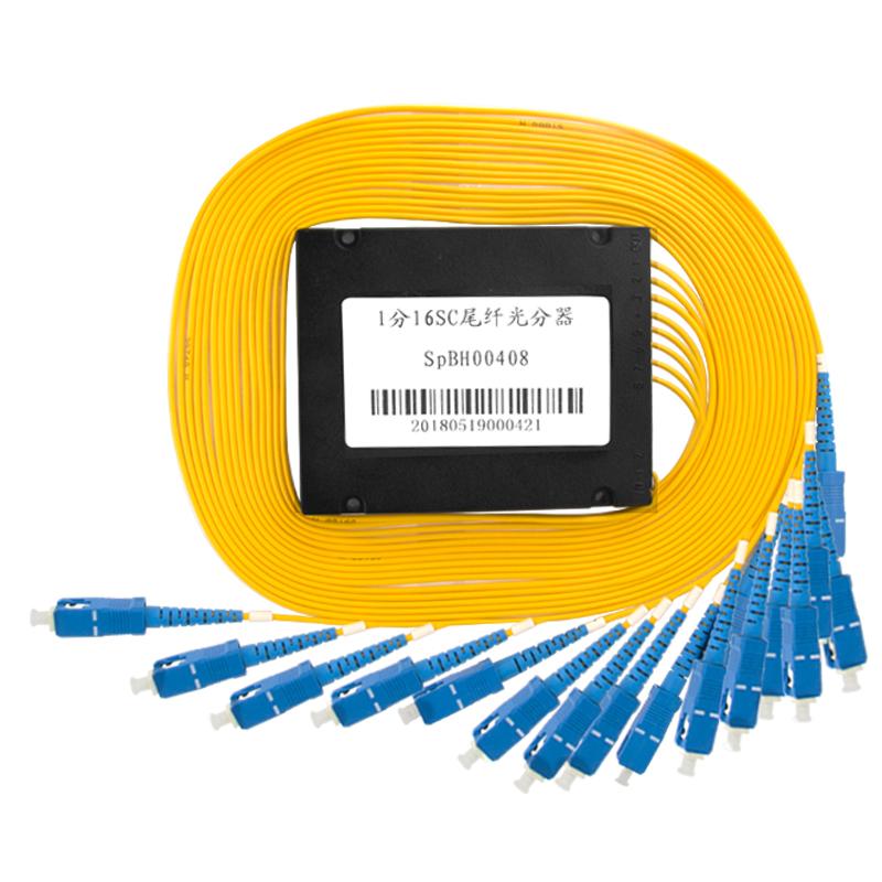 1X16 PLC Splitter