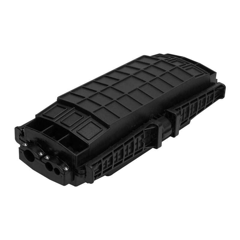48 72 96 144 Core 3 In 3 Out Fiber Optical Cable Splice Enclosure