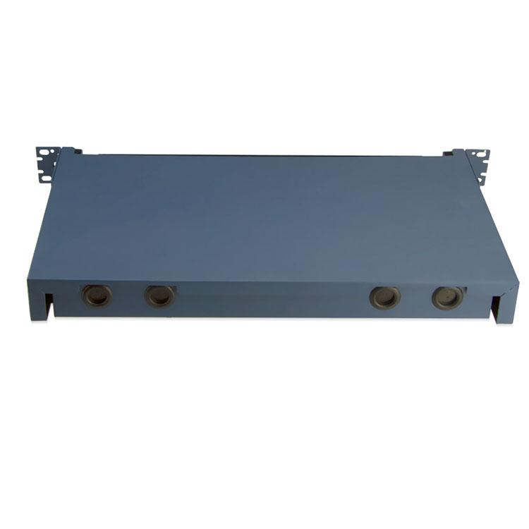 24 Port LC Fiber Optic Patch Panel