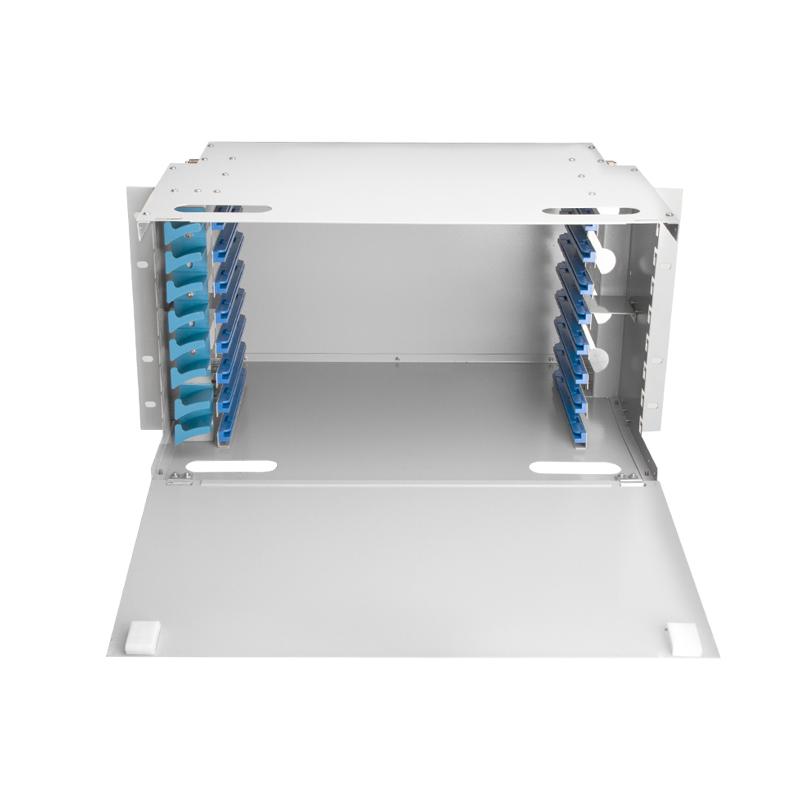 Empty Container 96 Port Optical Fiber Distribution Frame
