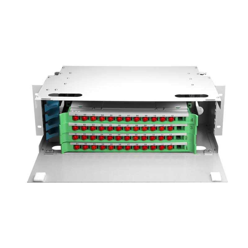 48 Port Fiber Optical Distribution Frame ODF