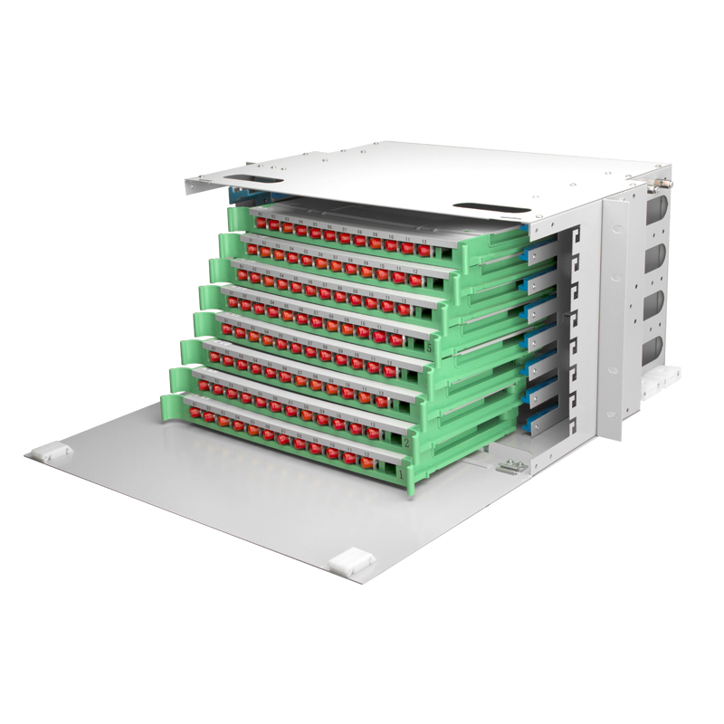Full Load 96 Port Fiber ODF