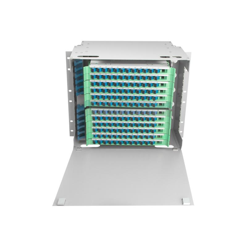 Full Load 144 Port ODF Optical Distribution Frame