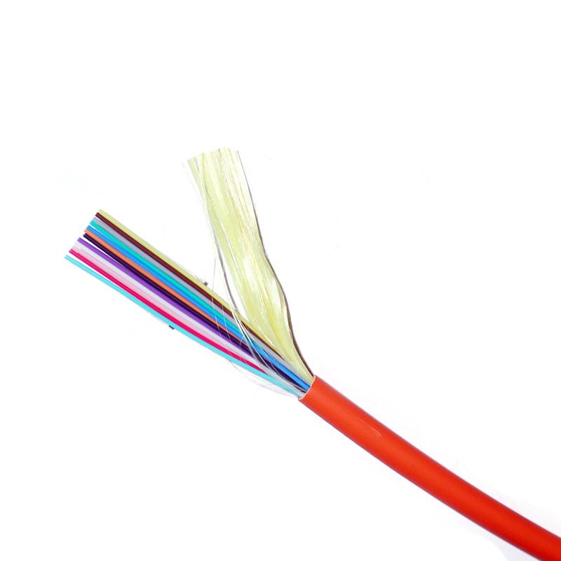GJFJV Indoor Multimode Fiber Optic Cable