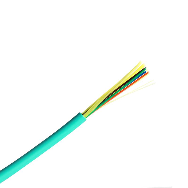 Indoor 10 Gigabit Multimode GJFJV Fiber Optic Cable