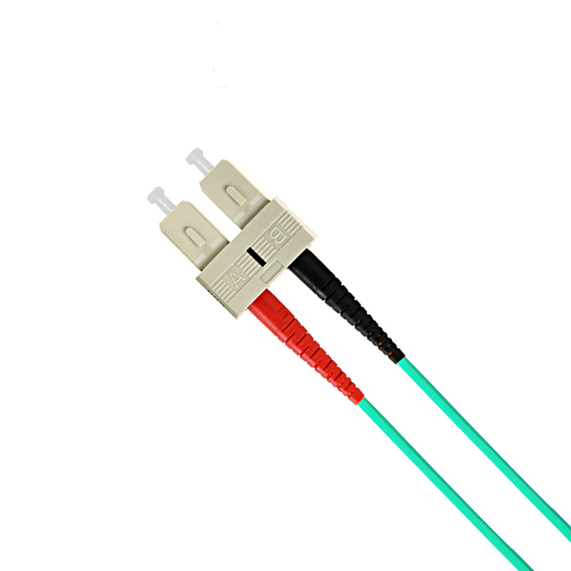 10 Gigabit Multi Mode SC TO ST Fiber Optic Patch Cord