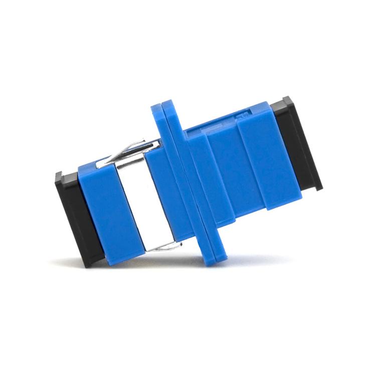 Simplex SC-SC Fiber Optic Flange