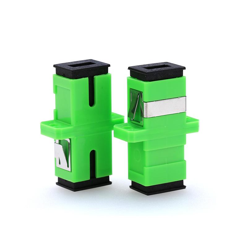Simplex SC/APC Adapter SC-SC Flange Coupler