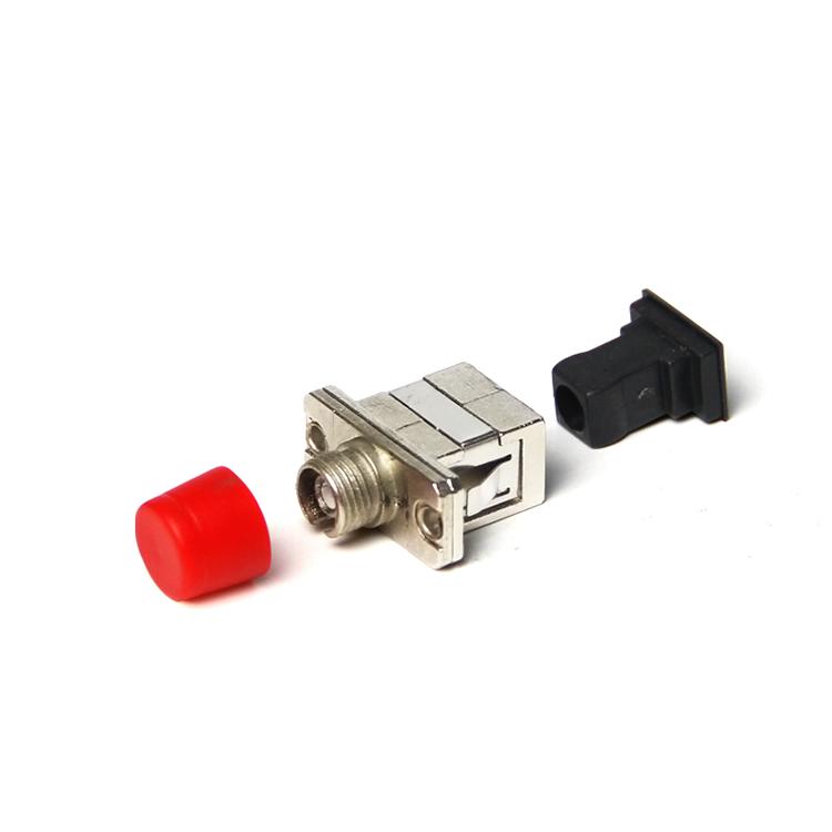 SC- FC Fiber Optic Adapter