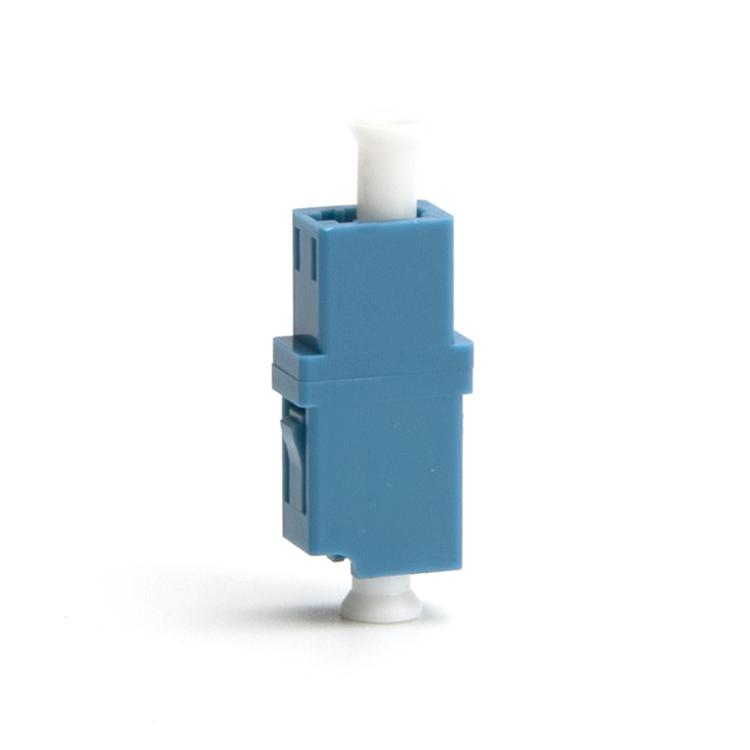 Simplex LC-LC Fiber Flange Coupler
