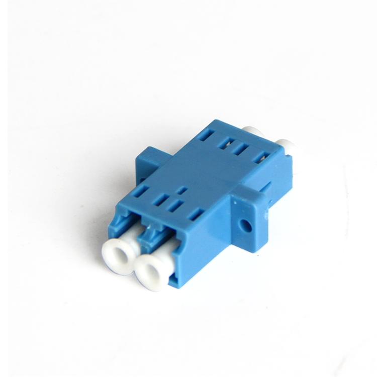 Duplex LC UPC Optical Adapter