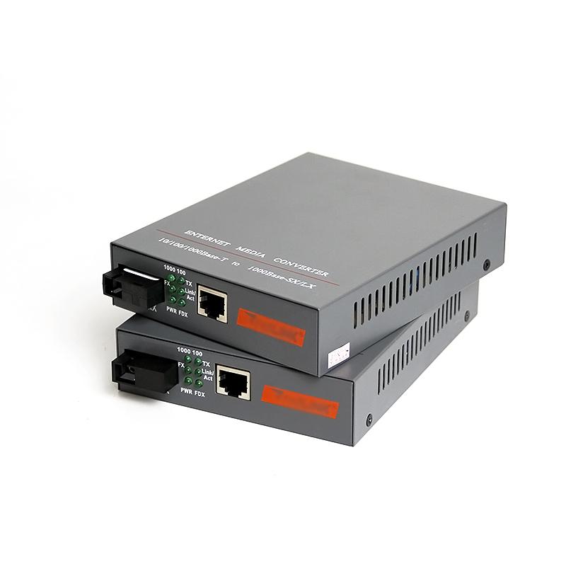 HTB-4100 Fiber Media Converter
