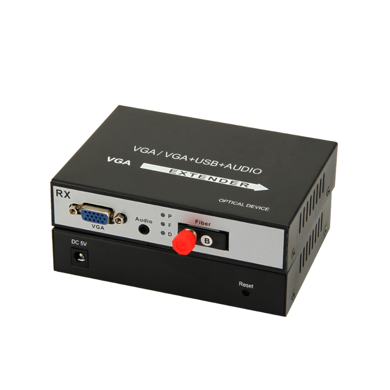 VGA Video And Audio Converter