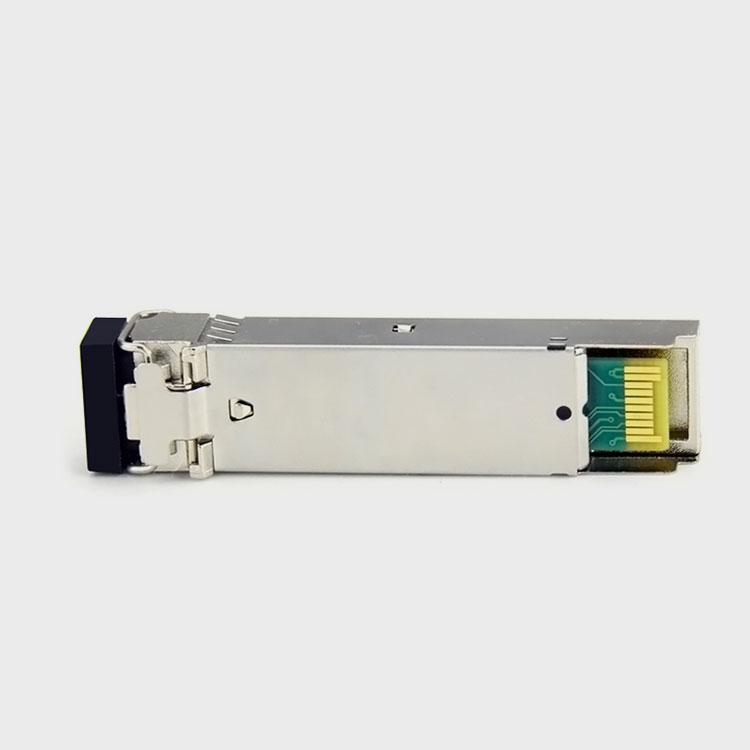 60KM 1.25G LC Connector Dual Fiber SFP Module